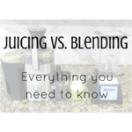 Juicing vs. Blending: Everything you need to know