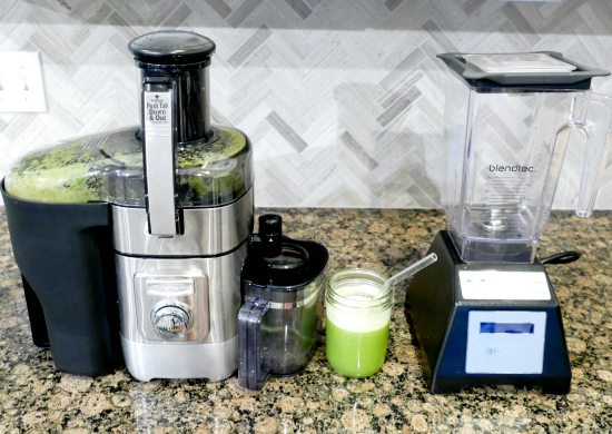 Juicing vs blending: Everything you need to know