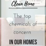 Clean Home-start here.  The top ingredients/chemicals of concern in our homes.