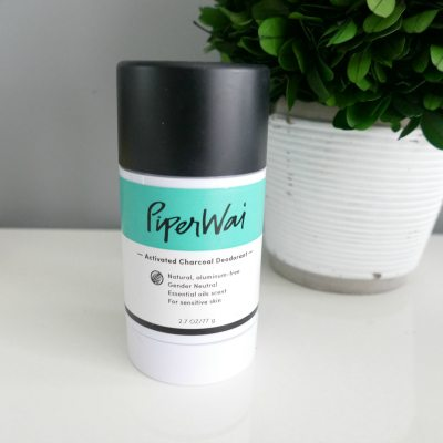My favorite non-toxic deodorants