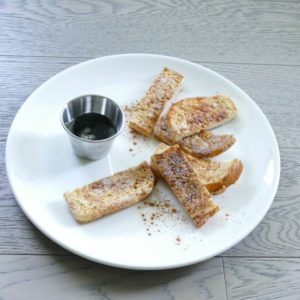 Ridiculously Easy French Toast Sticks