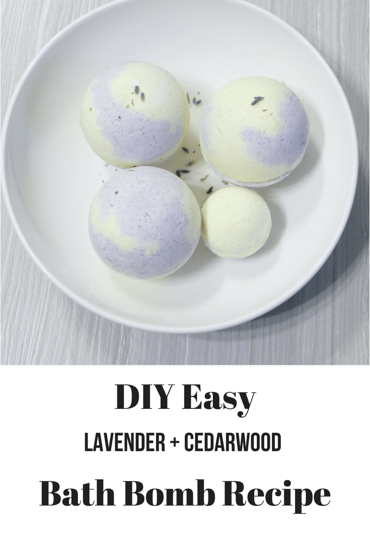 DIY Easy Moisturizing Bath Bomb Recipe