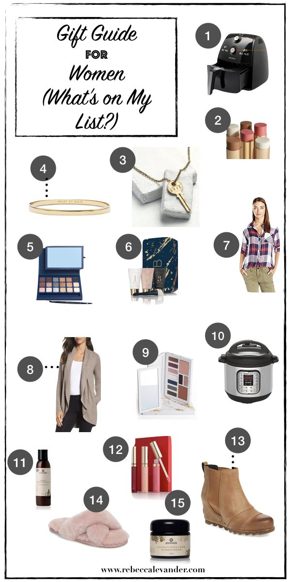 Gift Guide for Women