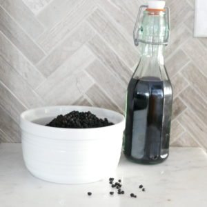 Elderberry Syrup Recipe: Immune-Booster and Natural Cold and Flu Remedy