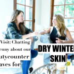 Beautycounter faves for dry winter skin